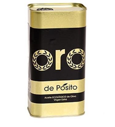Imagen de Aceite de Oliva Virgen Extra Ecológico - Oro Manzanilla