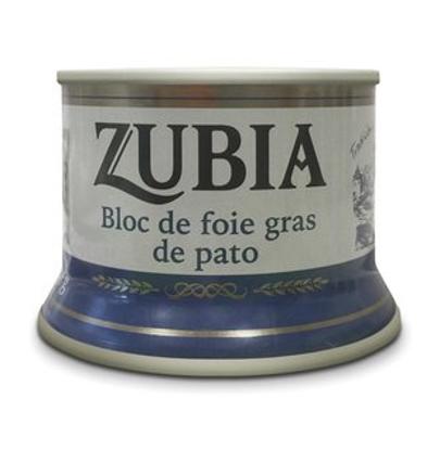 Imagen de FOIE GRAS ZUBIA PATO