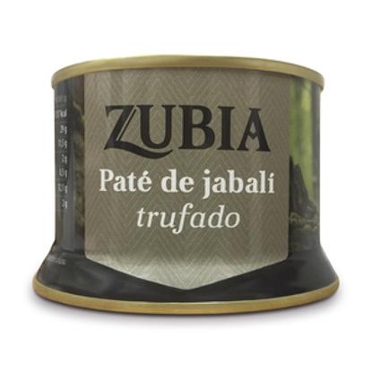 Imagen de PATÉ ZUBIA DE JABALÍ TRUFADO