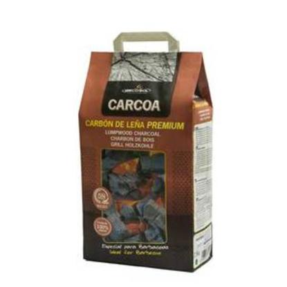 Imagen de CARBÓN DE LEÑA CARCOA PARA BBQ 2.5 kg